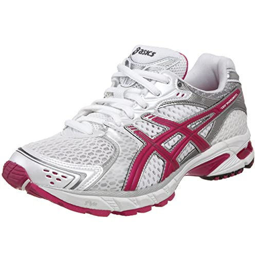 size 40 85388 b0ecf ASICS Women's GEL-DS Trainer 15 Running Shoe,White/Fuchsia ...