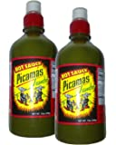 Picamas Hot Sauce Jumbo 19oz (Pack of 2 Bottles)