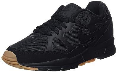 df8efde553f2 Nike W Air Span II Black Black-Black-Black (7 D US