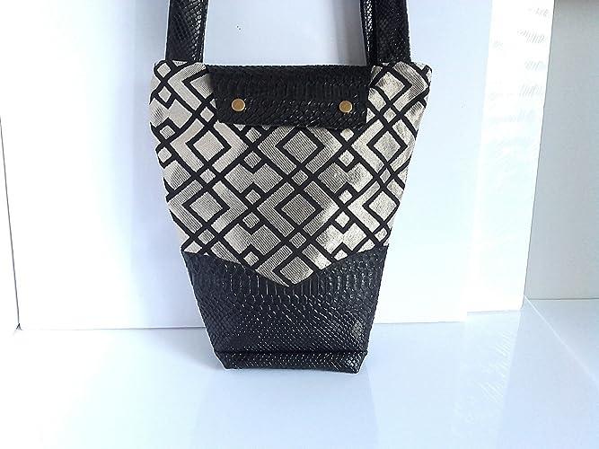 sélection premium f5d4a 44099 sac à main forme originale trapèze , cabas, raffiné, élégant ...