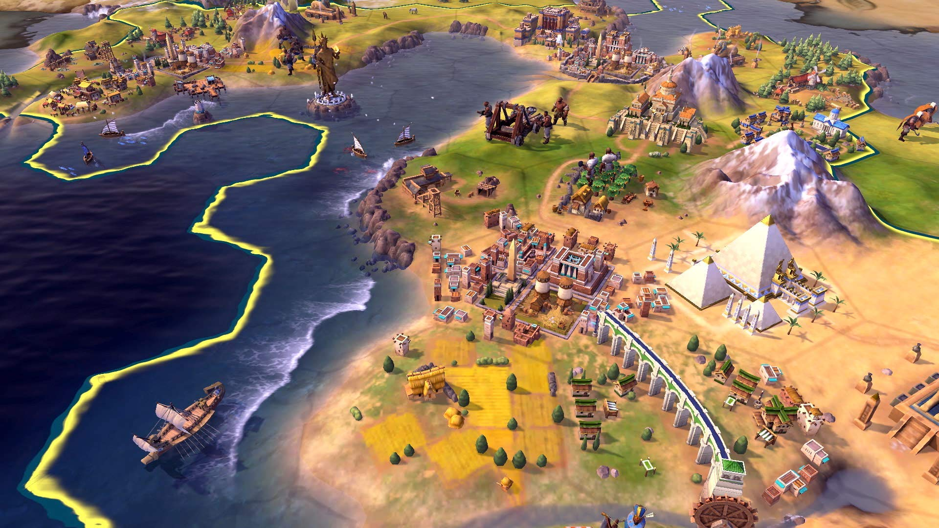 Amazon com: Sid Meier's Civilization VI - Nintendo Switch: Take 2
