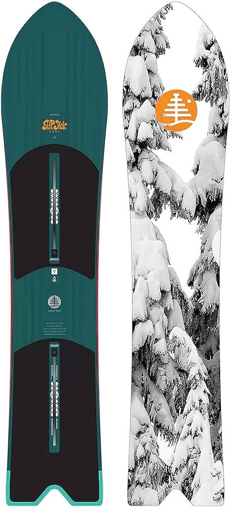 Nublado Inmoralidad río  Burton 'Family Tree Skipjack Surf' Cosmetic Defect Snowboard. 148cm.:  Amazon.co.uk: Sports & Outdoors