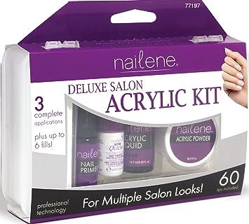 nailene salon acrylic kit deluxe - Salon De Luxe