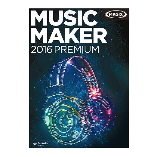 Magix Music Maker 2016 Premium Download Amazonde Software