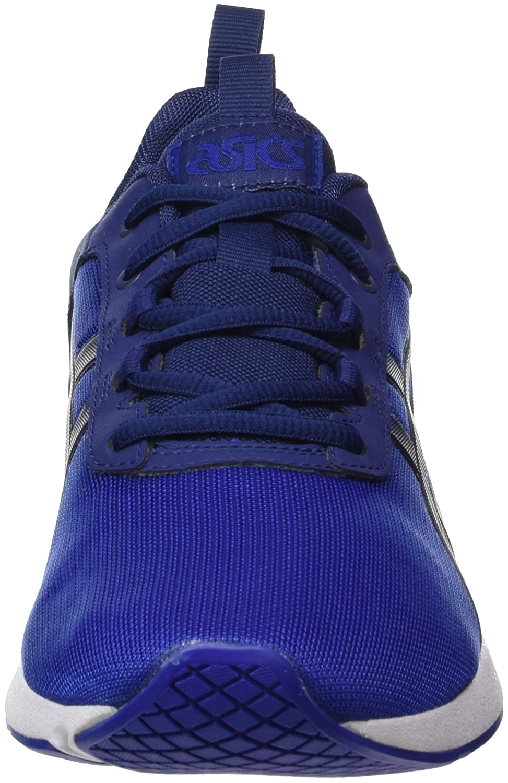 ASICS Unisex-Erwachsene Gel-Lyte Runner Sneaker (Indigo Blau (Indigo Sneaker Blau/Indigo Blau) 25152e
