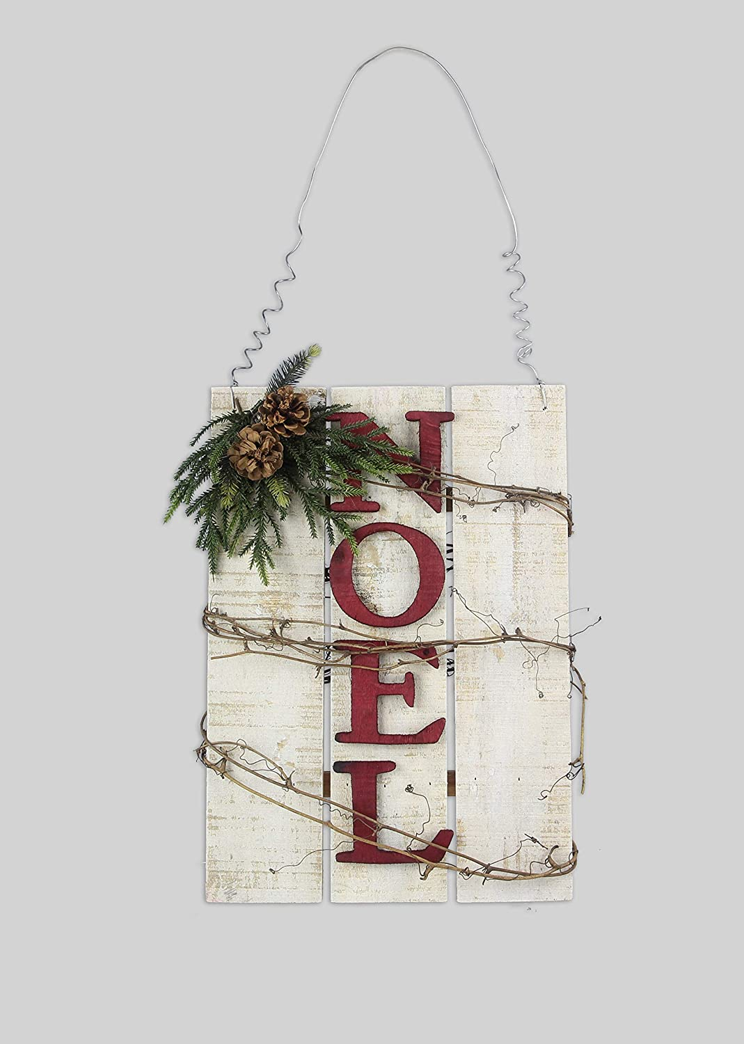 youngs Wood Noel Wall Sign