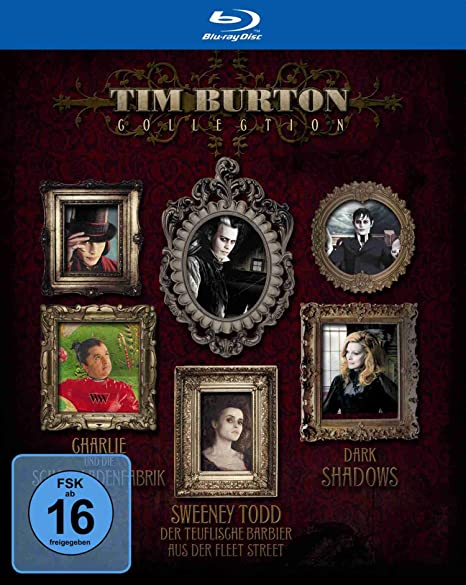 Tim Burton Collection: Amazon.es: Cine y Series TV