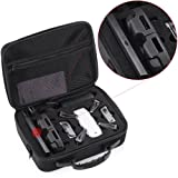 NEW DJI SPARK CASE,MYRIANN EVA Travel Portable Backpack Handheld Carrying Case Fits For DJI SPARK Drone Remote Control Charger Battery Propeller Charging Hub
