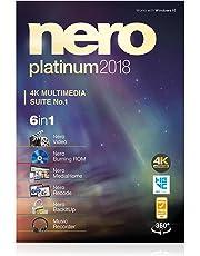 Nero Platinum 2018 (DVD Box)