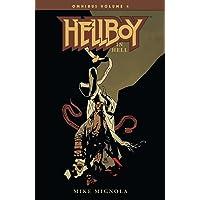 Hellboy Omnibus Volume 4 Hellboy In Hell