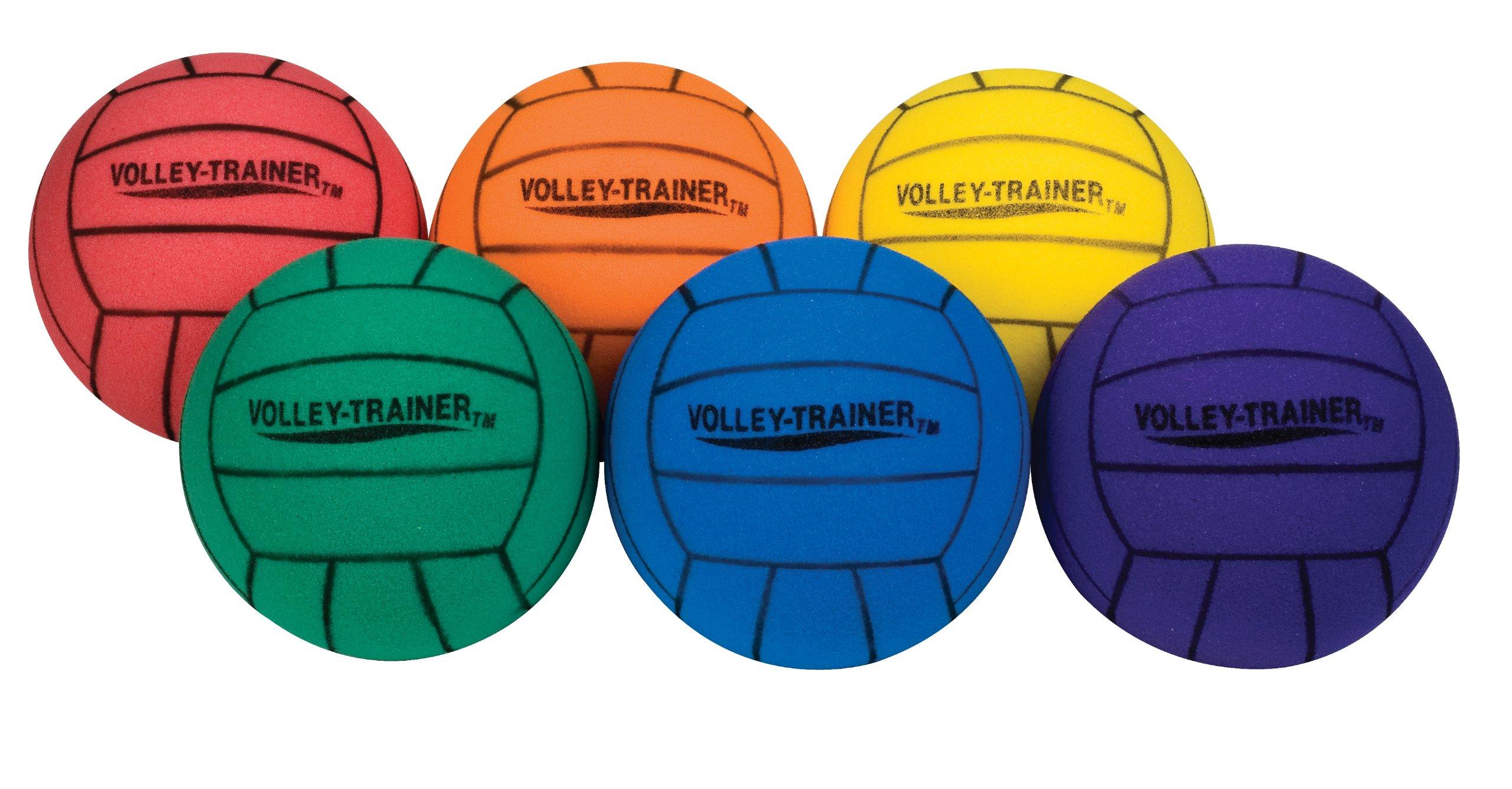 Champion Sports Foam Volleyball Set