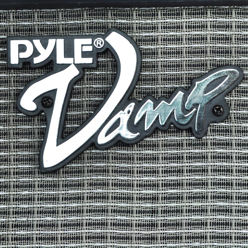 Pyle-Pro PVAMP20 20 vatios amplificador Vamp-Serie Con 3-Band EQ: Amazon.es: Instrumentos musicales