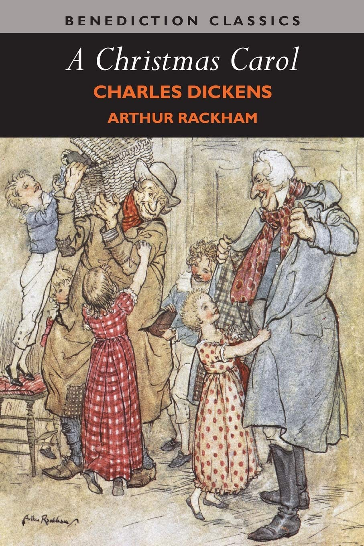 Amazon Com A Christmas Carol Illustrated In Color By Arthur Rackham 9781781397572 Dickens Charles Rackham Arthur Books