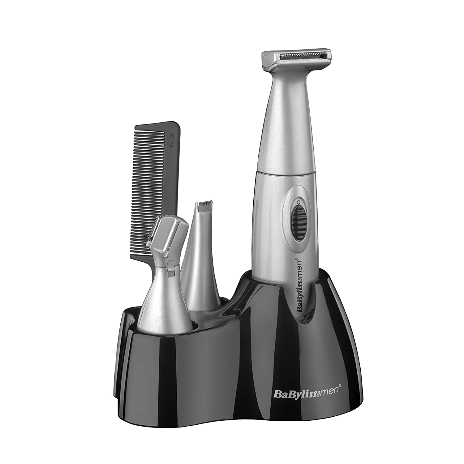 BaByliss for Men 7040CU 6-in-1 Grooming Kit The Conair Group Ltd