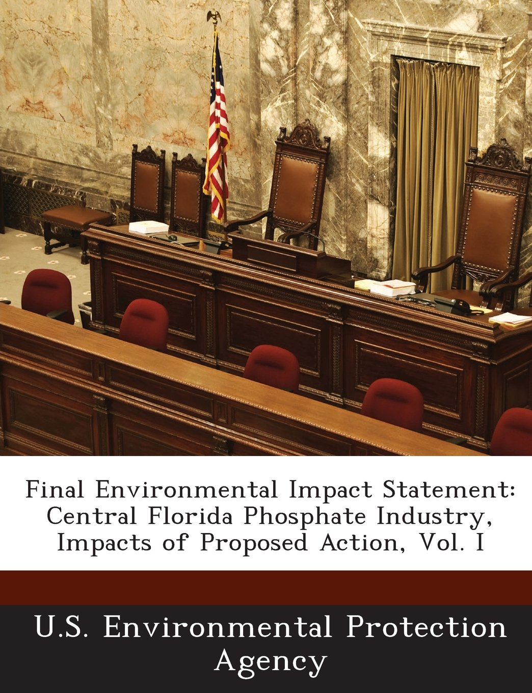 Download Final Environmental Impact Statement: Central Florida Phosphate Industry, Impacts of Proposed Action, Vol. I pdf epub