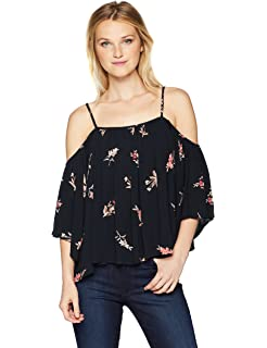 4c719c72e3666 Billabong Women s Mi Amore Top at Amazon Women s Clothing store