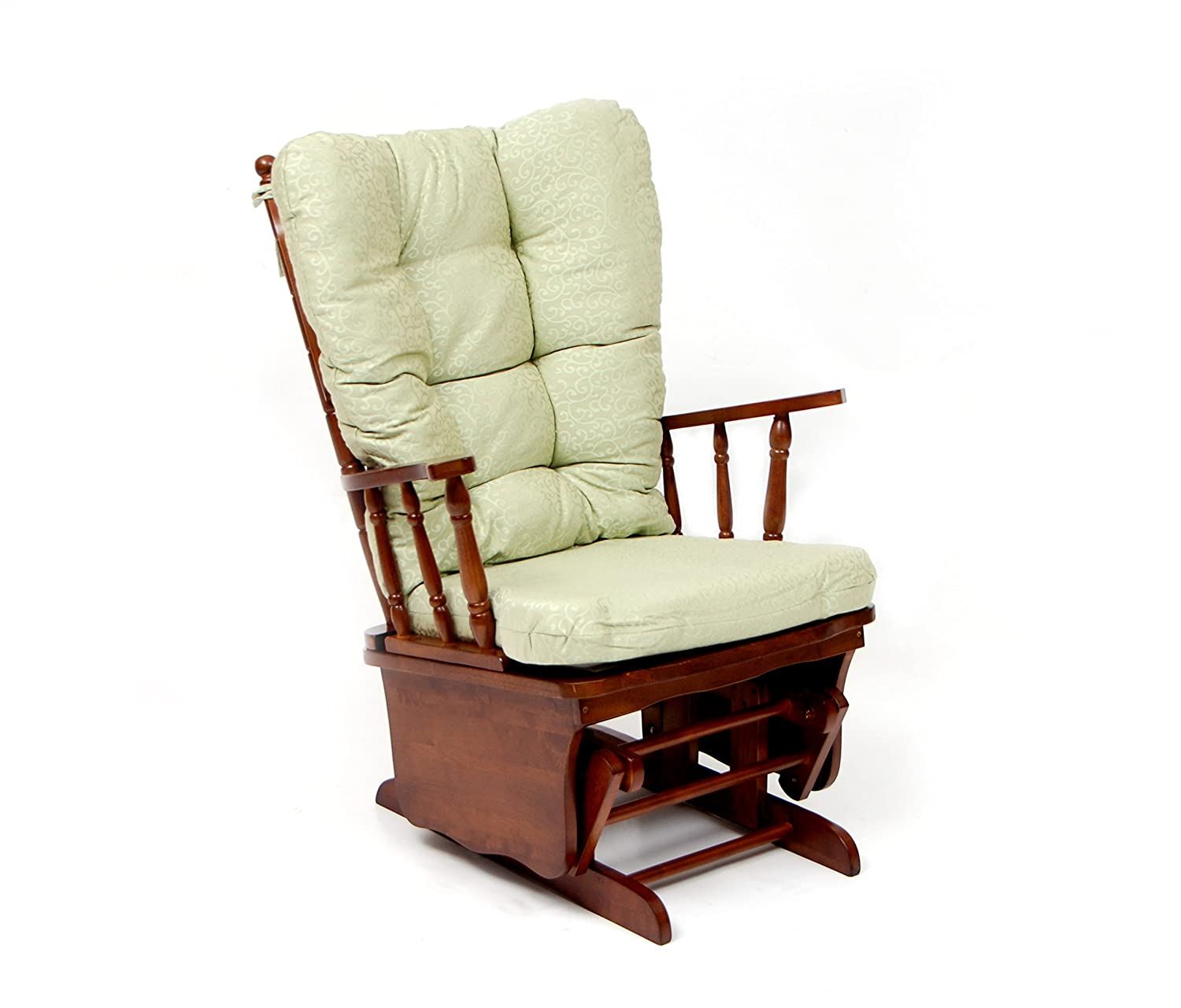 Wooden Rocking Armchair Chair Relax Elderly Disabled Residence TV