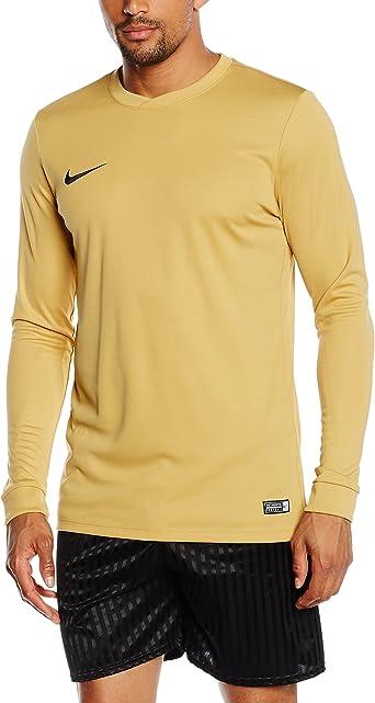 Nike LS Park VI Jsy - Camiseta para hombre con mangas largas: Amazon.es: Zapatos y complementos