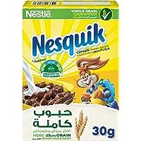 Nestle Nesquik Chocolate Breakfast Cereal - 30 gm