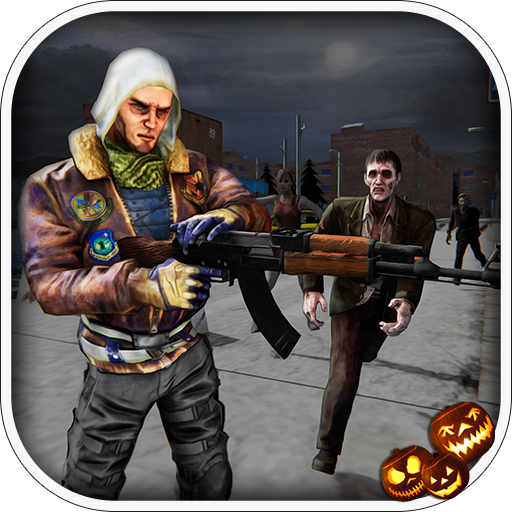 Halloween Zombie Shooting Games (Halloween Town - Dead Target Zombie)