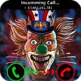 Scary killer Clown Fake call