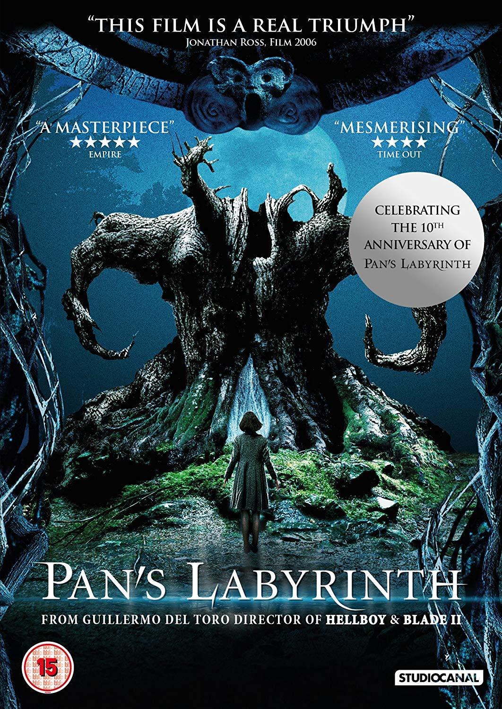 Pan's Labyrinth [DVD] [2006] by Ivana Baquero