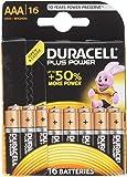 Duracell DUR019058 Plus Power AAA Batterien (24 Stück)