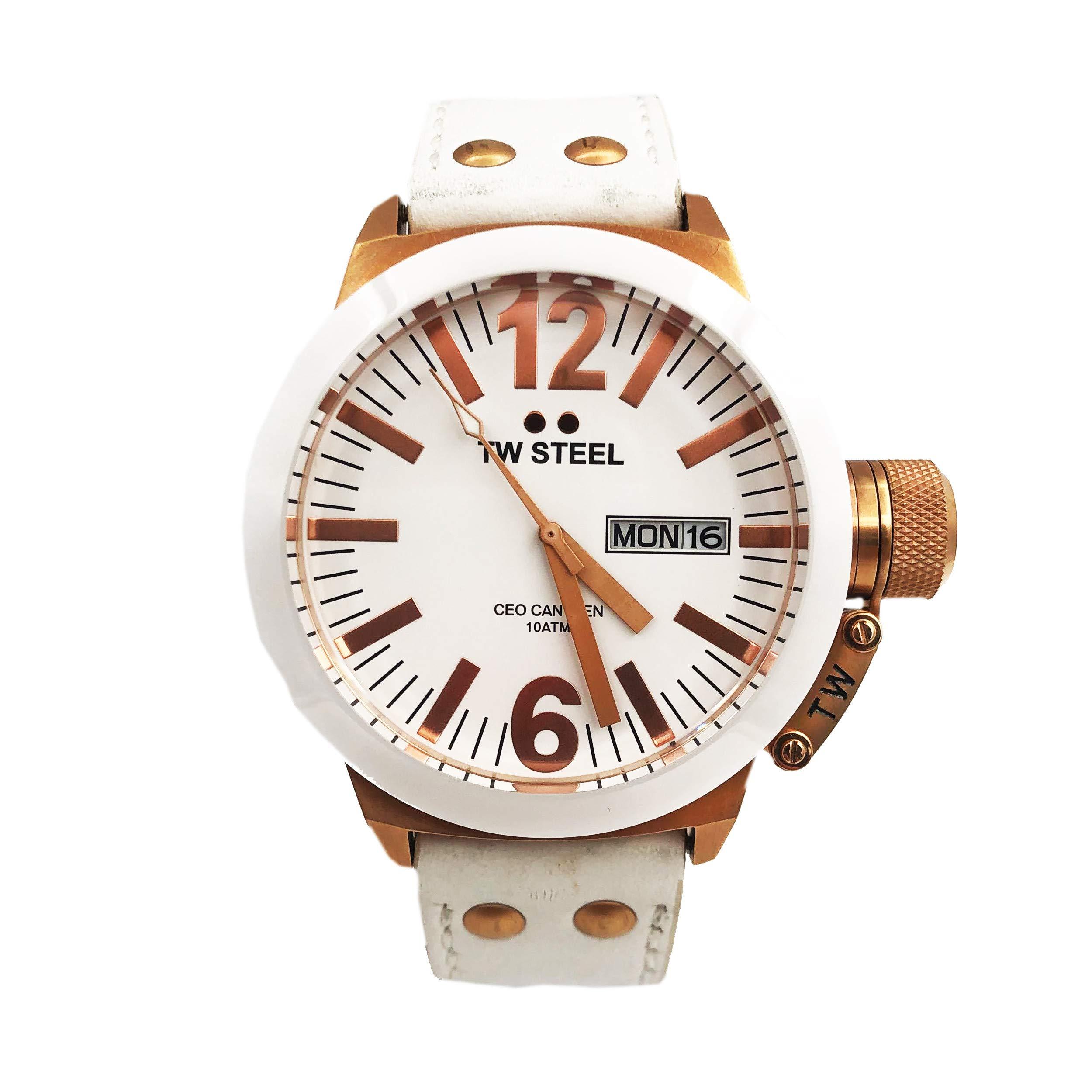TW Steel CEO Quartz Male Watch CE1035 (Certified Pre-Owned)