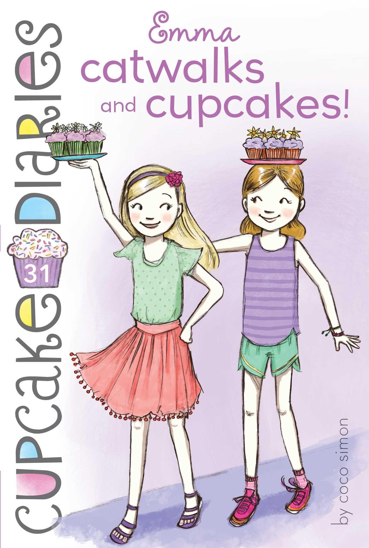 Download Emma Catwalks and Cupcakes! (Cupcake Diaries) pdf epub