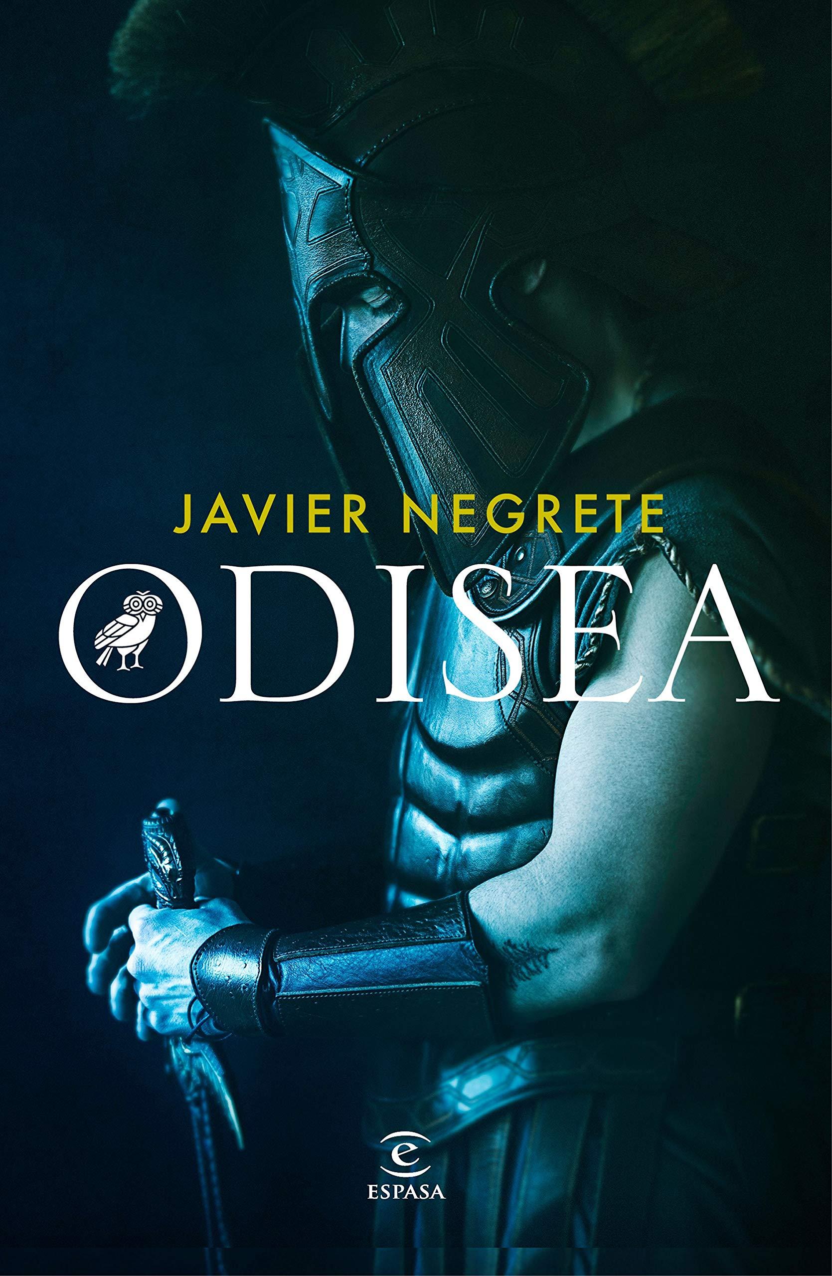 Odisea (ESPASA NARRATIVA): Amazon.es: Javier Negrete: Libros