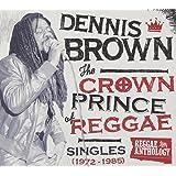 Crown Prince Of Reggae Singles (1972-1985) [2 CD/1 DVD Combo]
