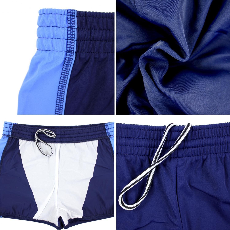 Aquarti Mens Swimming Shorts with Adjustable Drawstring