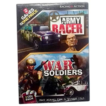 Army Racer & WAR Soldiers 2 Games in 1