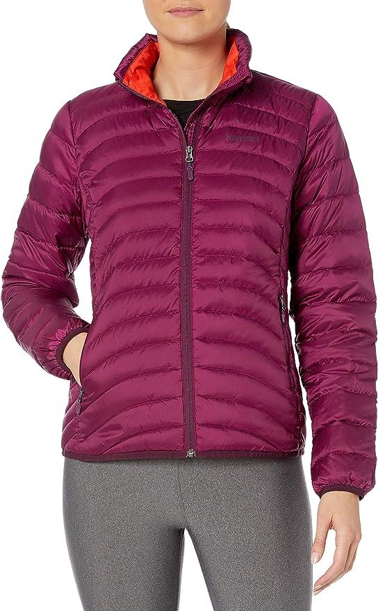 最佳户外品牌 Marmot 土拨鼠600蓬鹅绒女式羽绒服