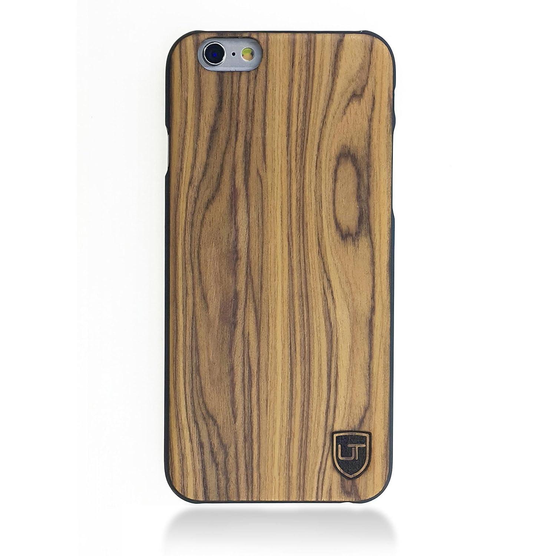 custodia in legno iphone se