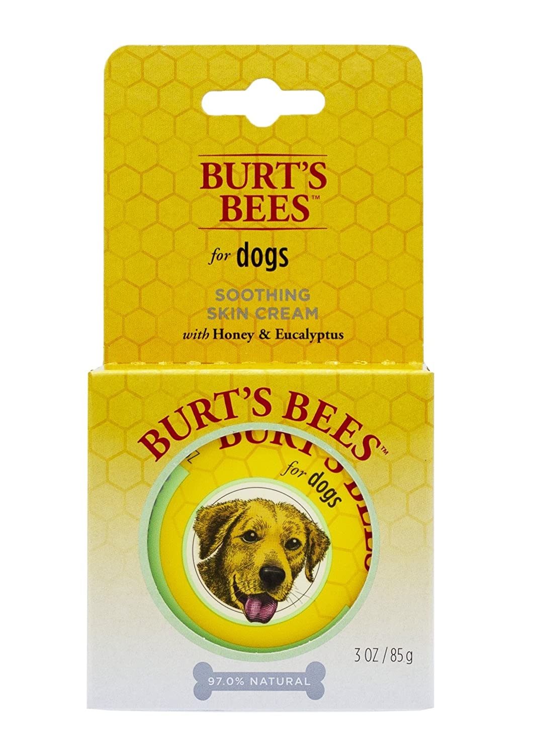 Burts Bees For Dogs All Natural Soothing Skin Cream With Honey Eucalyptus For All Dogs And Puppies 3oz Fetch For Pets Llc Ffp4928 Blog Transfermyauto Com