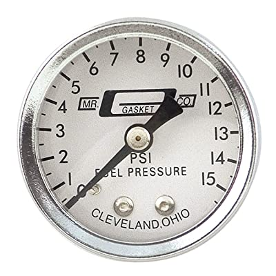 Mr. Gasket 1561 Fuel Pressure Gauge: Automotive