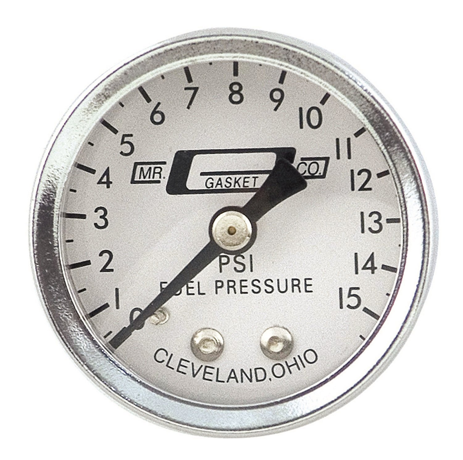 Mr. Gasket 1561 Fuel Pressure Gauge Mr Gasket