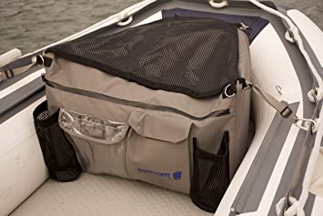 Sailhigh Padded Carry and Storage Bag for Camping Gaz gas 907 Cylinders Marine Boat Camp