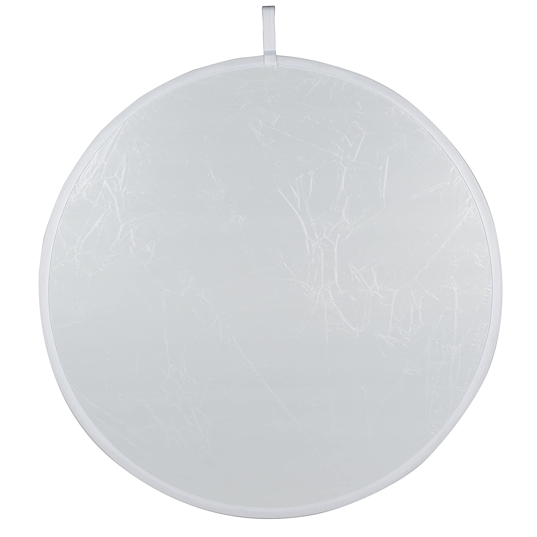Kenko レフ板 Rレフ ディフューザー  132cm 白/白 折りたたみ可能 収納ケース付属 KRR-W/W132 132cm 白/白 B078SW2GV8