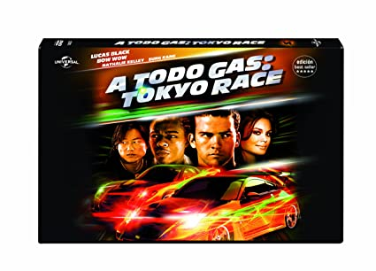 The Fast And The Furious: Tokyo Drift - Edición Horizontal ...