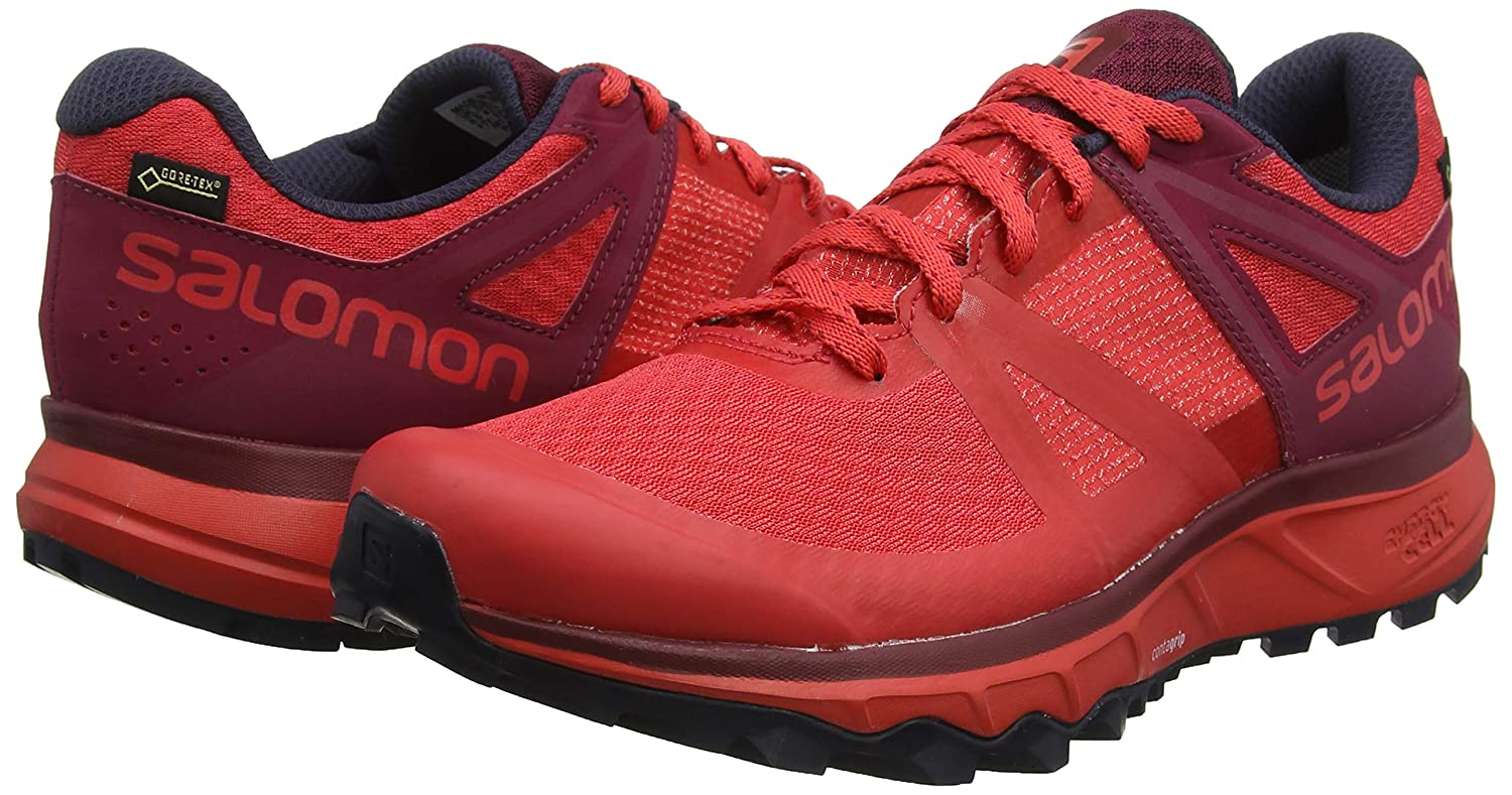 Salomon Trailster Running GtxTrail Women's FootwearWaterproof n8kXOwP0