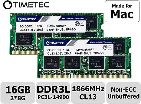 27 Late 2015 17,1 NEW 8GB Memory Module SODIMM For Apple iMac Retina 5K