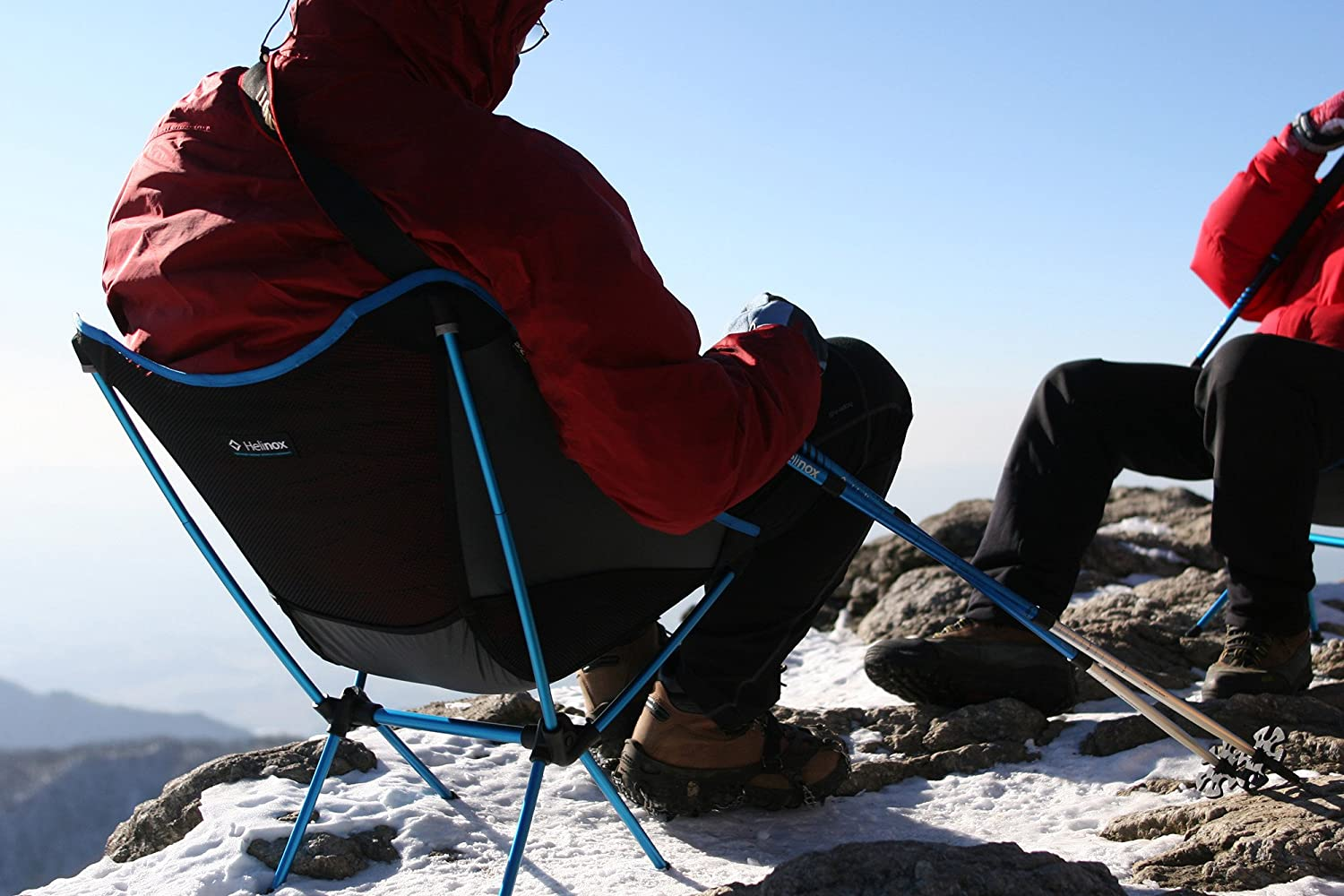 Big Agnes - Helinox - Chair One Stability In Mountain