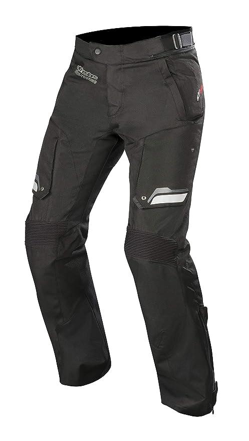 Alpinestars 3XL Motorradhose Ramjund Air Pants Schwarz