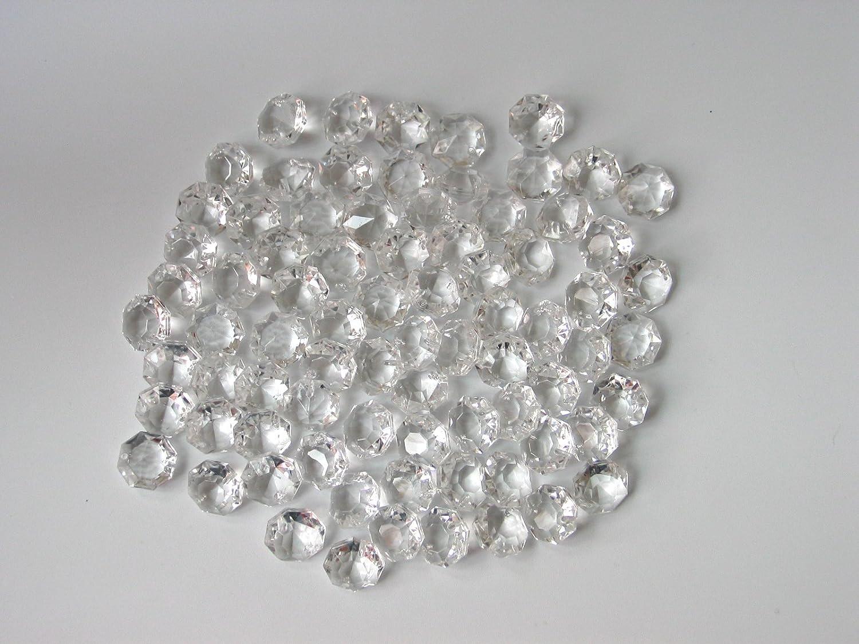 Kronleuchter Kristall Ersatzteile ~ 50 stück kristall glas octagons 12mm für lüster dekoration