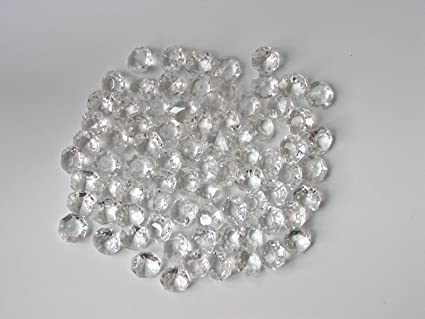 40 pcs cristal octógonos 18 mm para lámpara de techo de ...