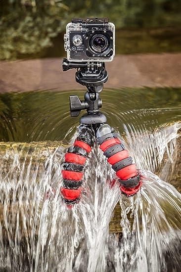 TronicXL - Trípode Flexible para cámara (Compatible con Canon ...