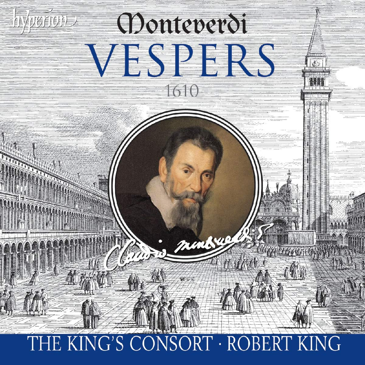 overseas Monteverdi: Vespro della favorite beata Vergine