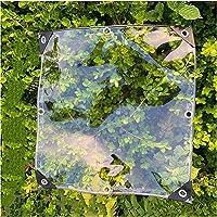 Dekzeil,transparant Zwaar Zeildoek,waterdichte Universele Zeildoeken,multifunctioneel Zeildoek Voor Binnen/buiten,96…